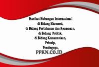 manfaat-hubungan-internasional