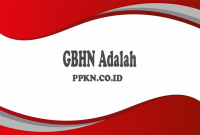GBHN Adalah : Pengertian Gbhan