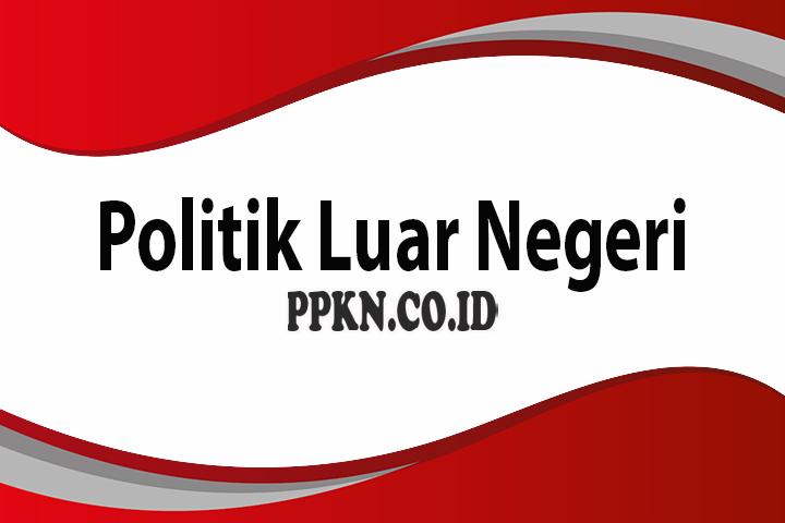 Politik Luar Negeri