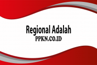 Regional Adalah