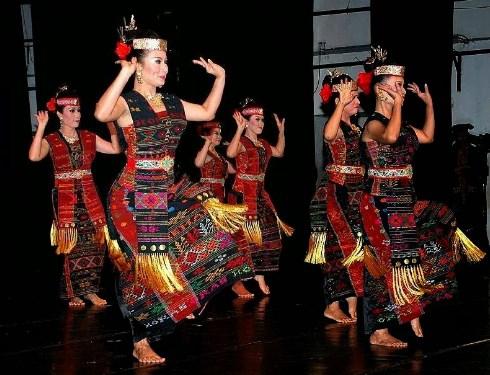 Suku Batak dari Sumatera Utara
