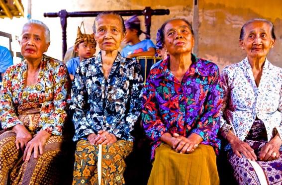 Suku Jawa dari Yogyakarta