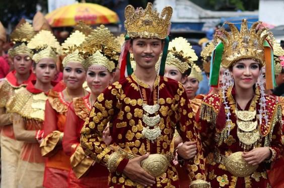Suku Lampung dari Lampung