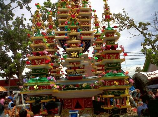 upacara adat Bengkulu