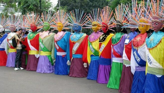 upacara adat DKI Jakarta