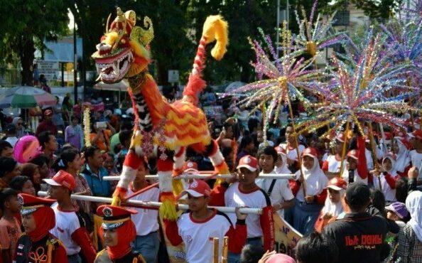 upacara adat Jawa Tengah