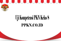 Uji Kompetensi PKN Kelas 8