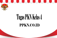 Tugas PKN Kelas 4