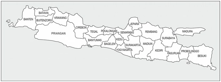 Peta Jawa 1