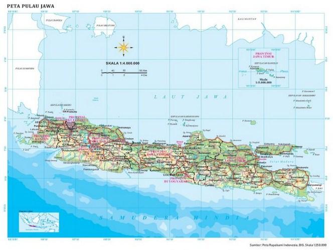 Peta Jawa 5