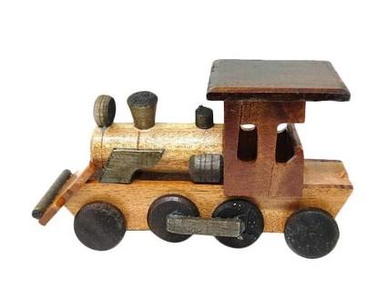 kereta kayu