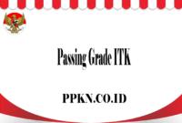 Passing Grade ITK
