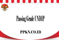 Passing Grade UNDIP