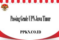 Passing Grade UPN Jawa Timur
