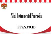 Nilai Instrumental Pancasila